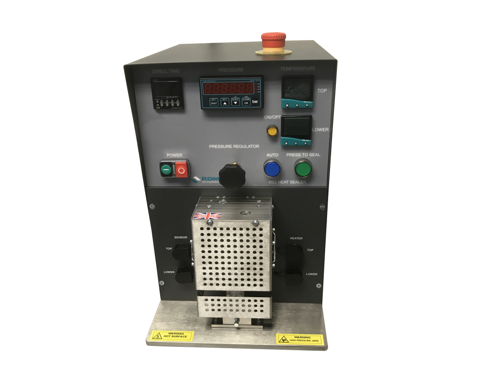 RDM HS-2 Laboratory Heat Sealer