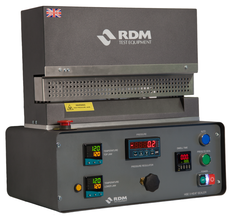 RDM HSE-3 Laboratory Heat Sealer